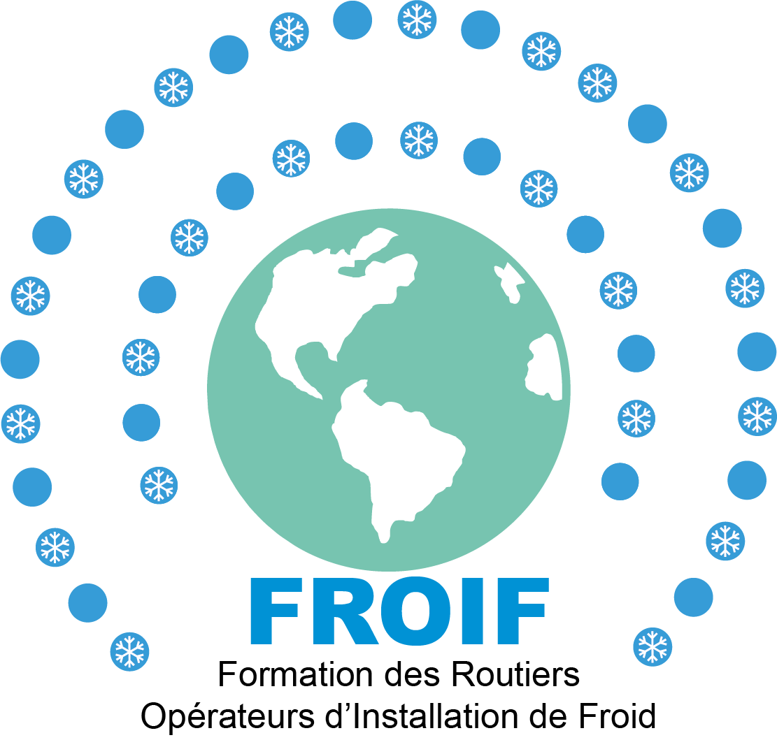 Logo Formations FROIF