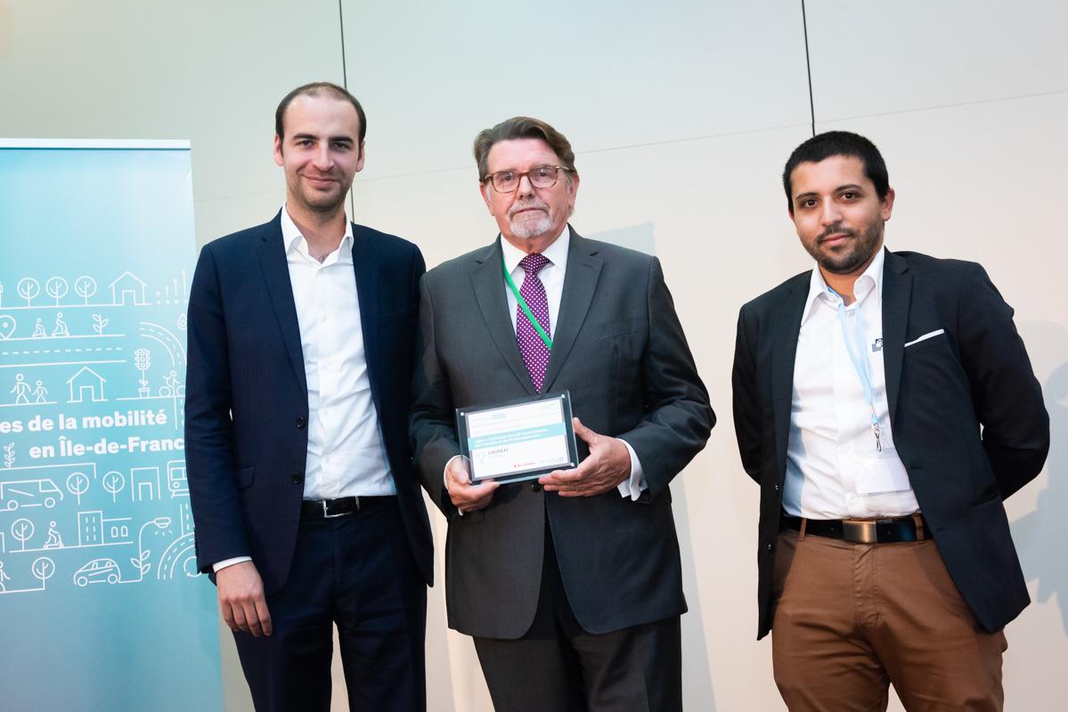 Remise Trophée Mobilité Certibruit 2019