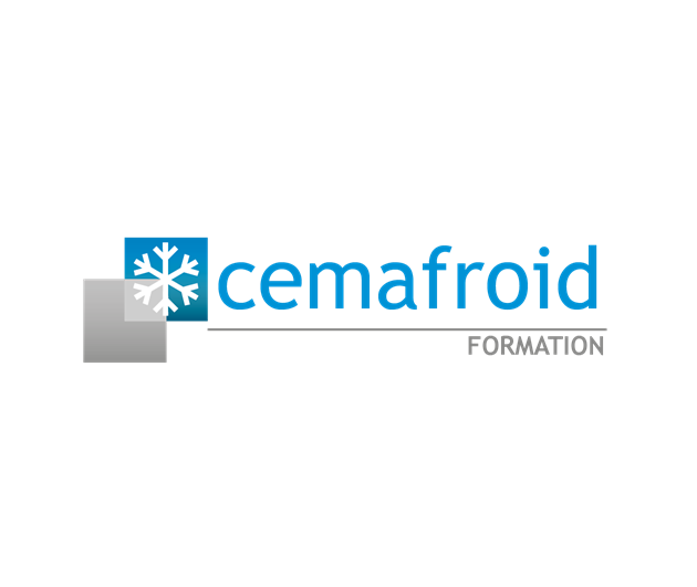 Logo Cemafroid Formation