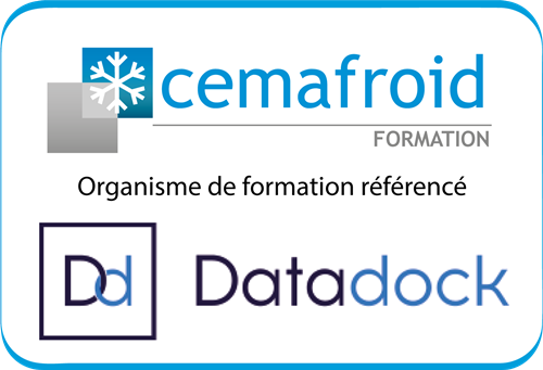Cemafroid Formation reconnu Datadock