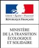 Logo Ministère transition écologique