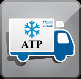 Autorité compétente ATP, DSp, Certification, Transport, frigorifique, température, dirigée, sécurité, sanitaire