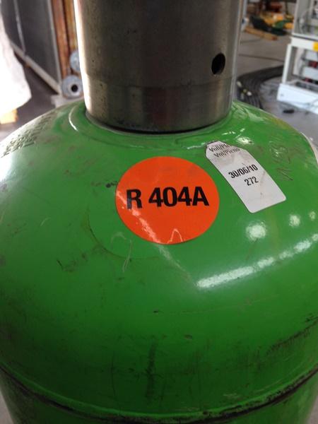 Bouteille fluides frigorigènes HFC R404a