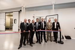 Inauguration laboratoires Cemafroid Fresnes 2016