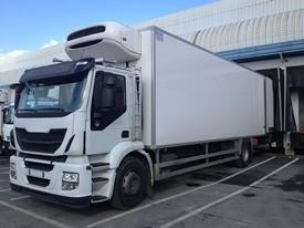 Transport frigorifique reglementation