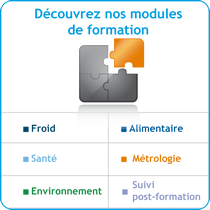 modules de formation cha�ne du froid