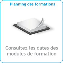 Planning des formations de la cha�ne du froid