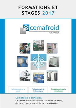 Catalogue intéractif Cemafroid Formation