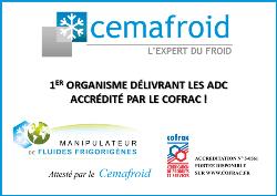 Accréditation Cofrac pour les ADC Fluides