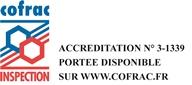 logo COFRAC Inspection - Tecnea Inspection