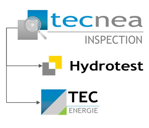 Tecnea Inspection, audits, reglementation, Hydrotest, levage, conformité, Tec Energie 2020