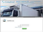 Datafrig transport frigorifique