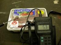 contrôle température denrées périssables