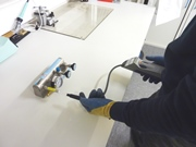 controle outillage frigoristes avec fuite étalon