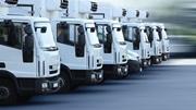 Flotte véhicule transport frigorifique ATP
