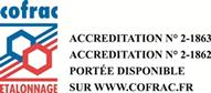 Accréditation Cofrac Etalonnage laboratoires Cemafroid