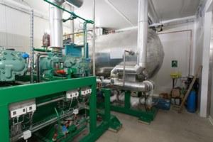 Développement installation ammoniac @Cemafroid-Tecnea