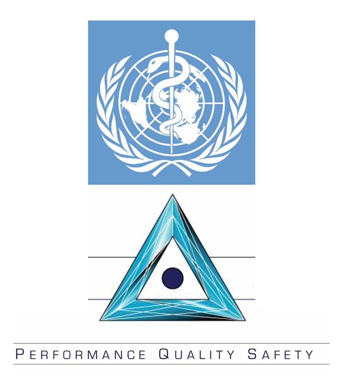 Logo OMS et Protocole PQS equipement vaccin  Cemafroid 2020
