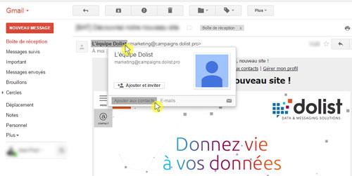 copie gmail