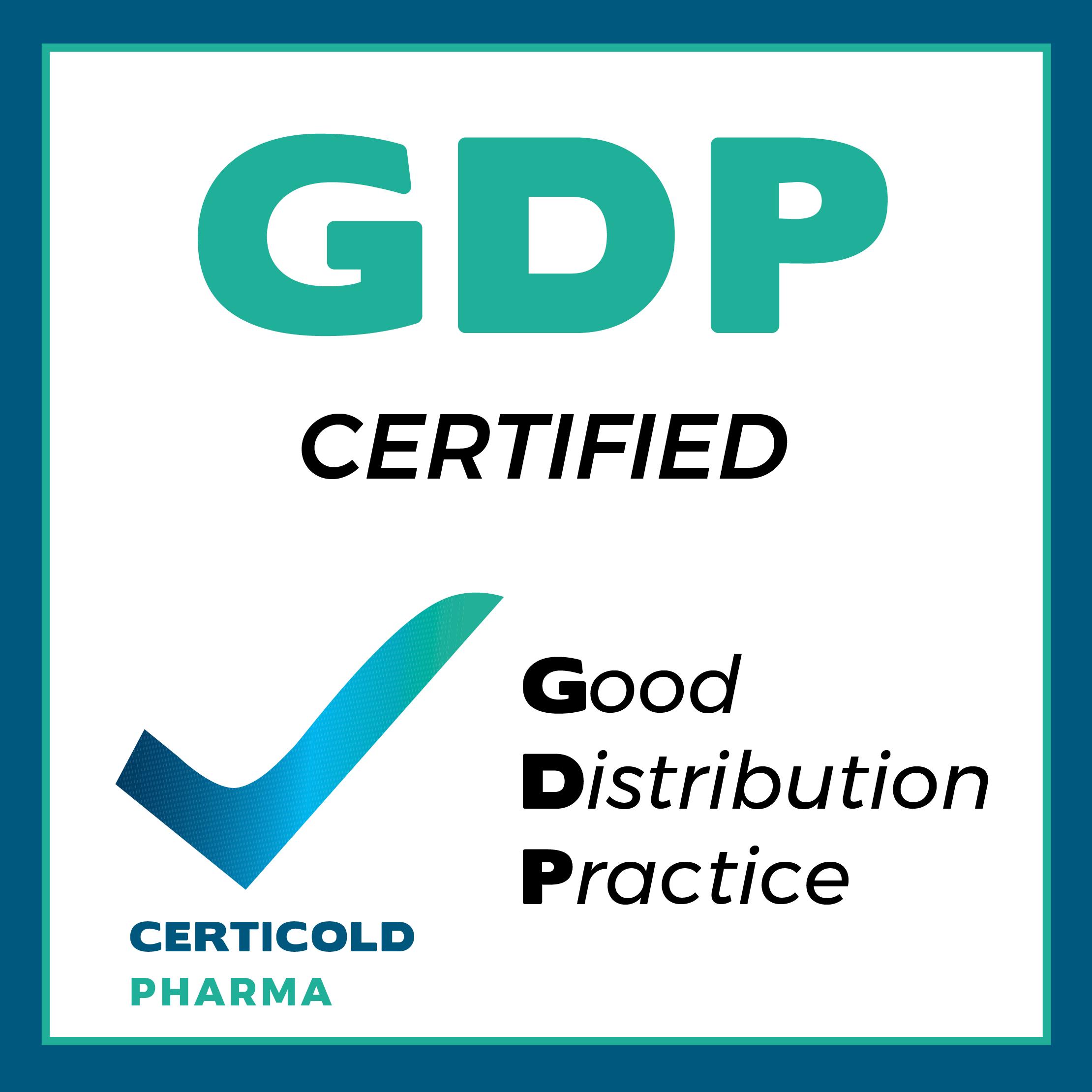 Certification produits de santé, vaccins, pharma certicold, gdp, bpd Cemafroid 2020